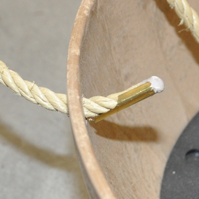 アートストーンハンギングロープ